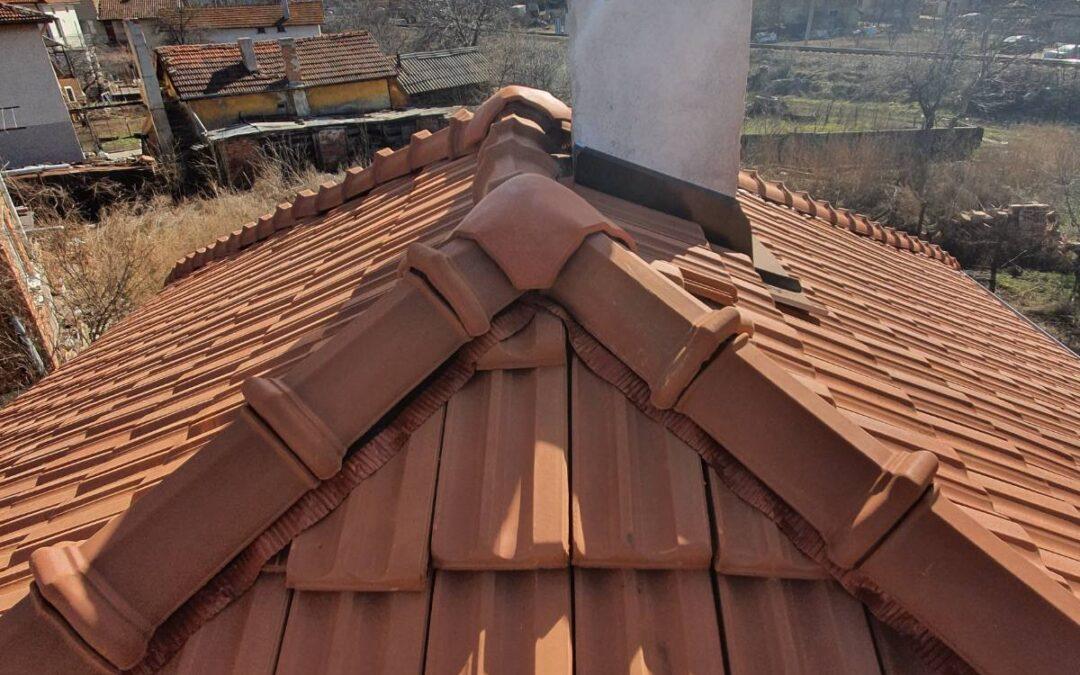 рециклиране на покрив готов вариянт 2